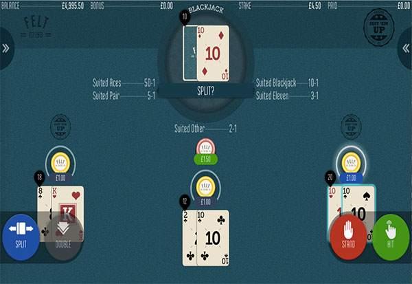 Suitem up 777 Slots Bay game