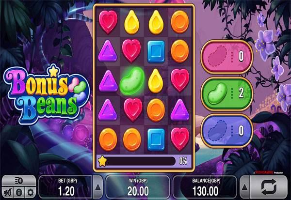Bonus Beans 777 Slots Bay game