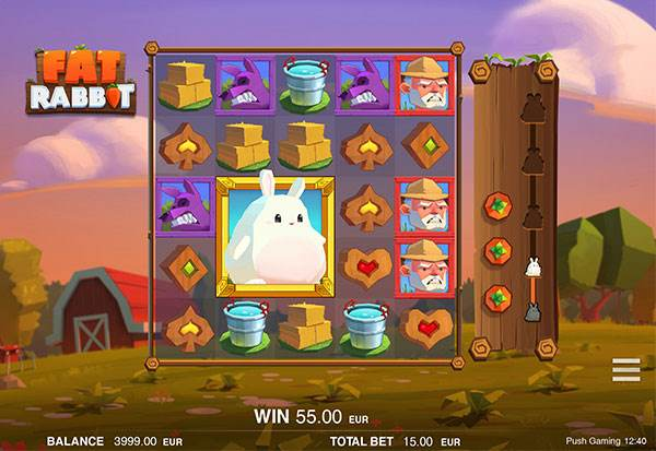 Fat Rabbit 777 Slots Bay game