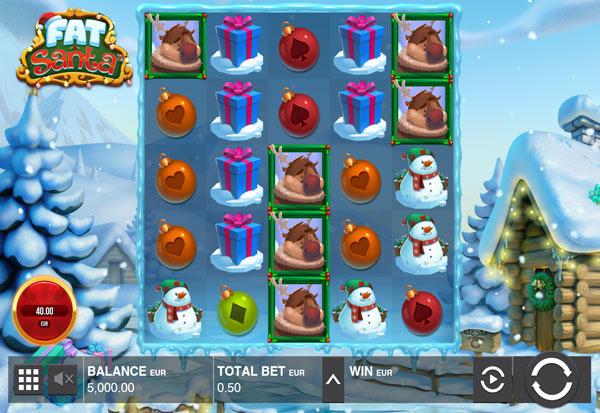 Fat Santa 777 Slots Bay game