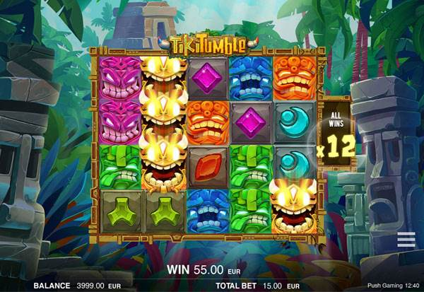 Tiki Tumble 777 Slots Bay game