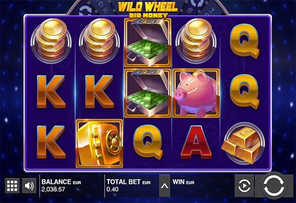 Wild Wheel 777 Slots Bay game
