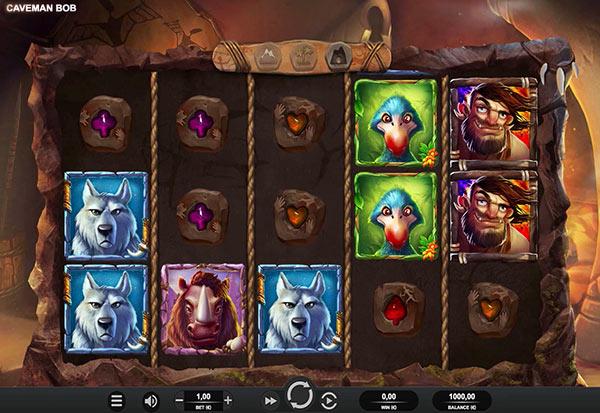 Caveman Bob 777 Slots Bay game