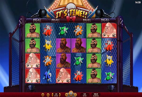 It's Time 777 Slots Bay game