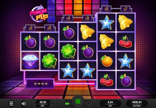 Mega Flip 777 Slots Bay game