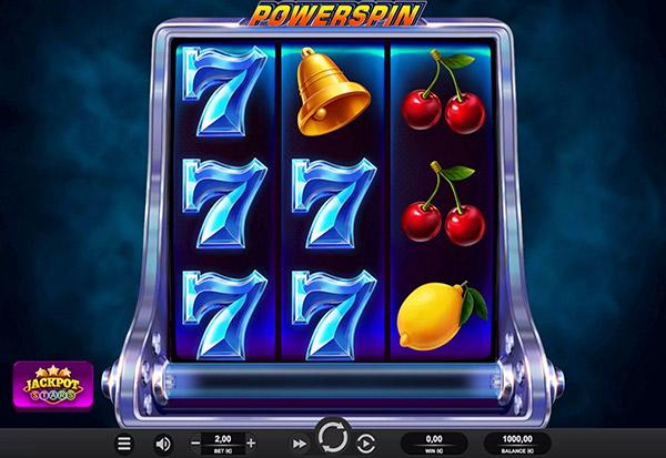 Powerspin 777 Slots Bay game