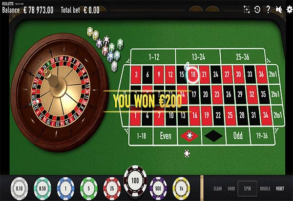 Roulette 777 Slots Bay game