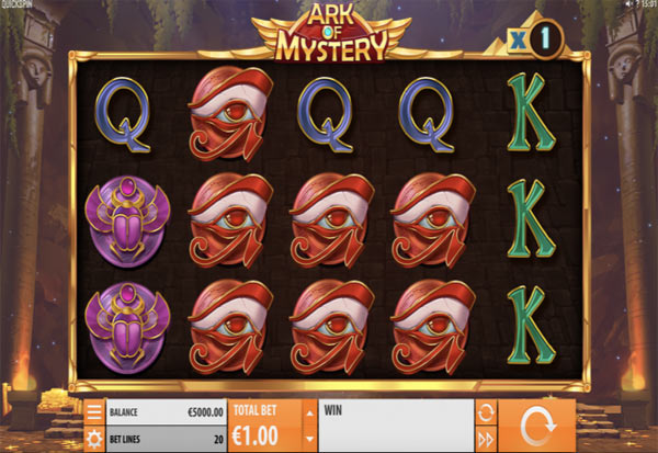 Ark Of Mystery 777 Slots Bay game