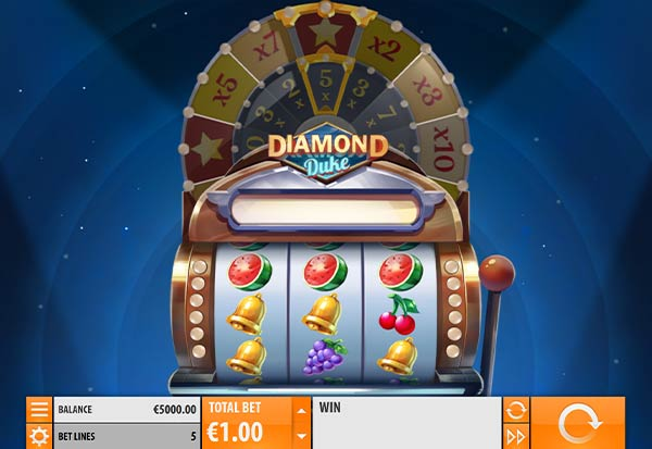 Diamond Duke 777 Slots Bay game