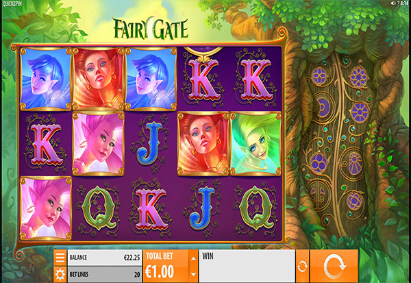 Fairy Gate 777 Slots Bay game