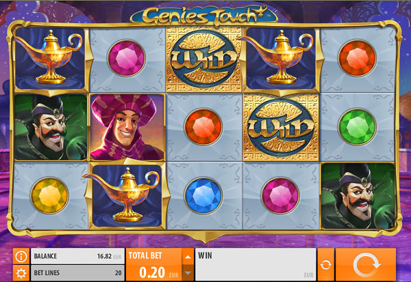 Genie's Touch 777 Slots Bay game
