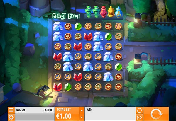 Ghost Glyph 777 Slots Bay game
