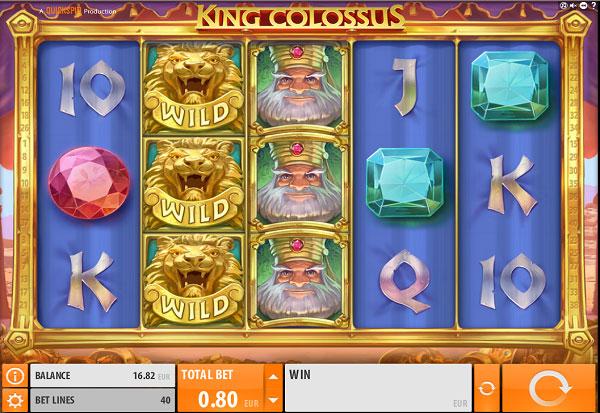 King Colossus 777 Slots Bay game