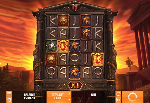 Nero's fortune 777 Slots Bay game