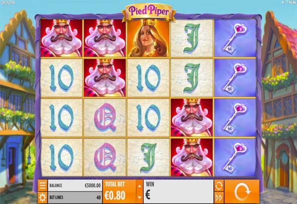 Pied Piper 777 Slots Bay game