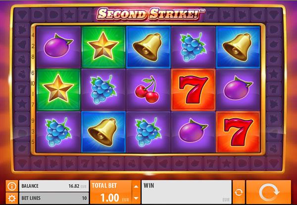 Second Strike 777 Slots Bay game