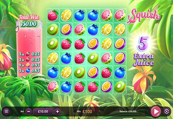 Squish 777 Slots Bay game