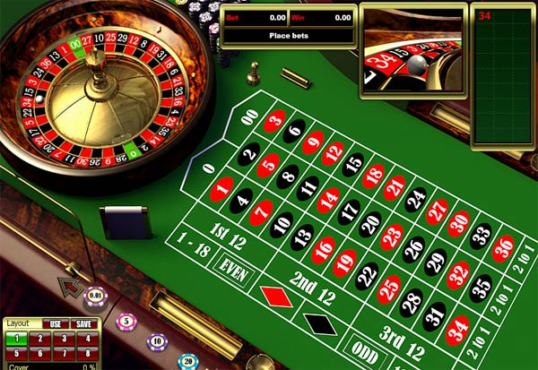 American Roulette 777 Slots Bay game