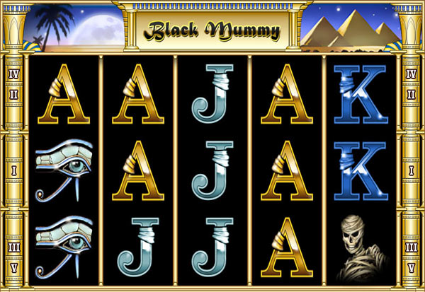 Black Mummy 777 Slots Bay game