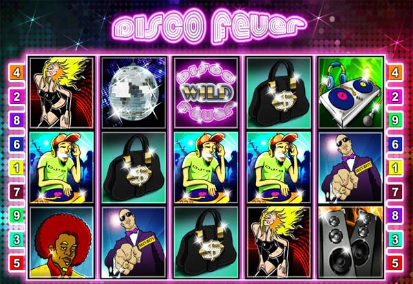 Disco Fever 777 Slots Bay game