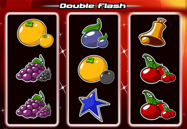 Double Flash 777 Slots Bay game