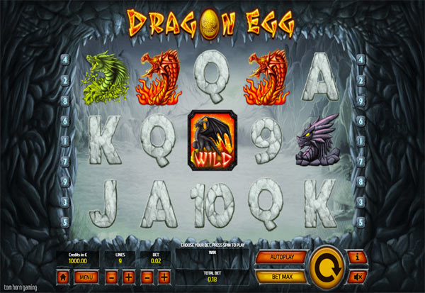 Dragon Egg 777 Slots Bay game