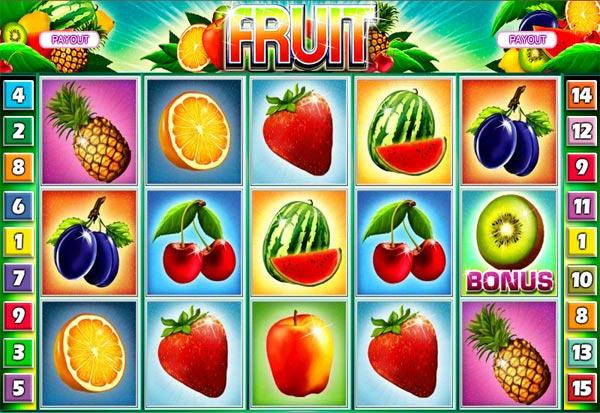 Fruit 777 Slots Bay game