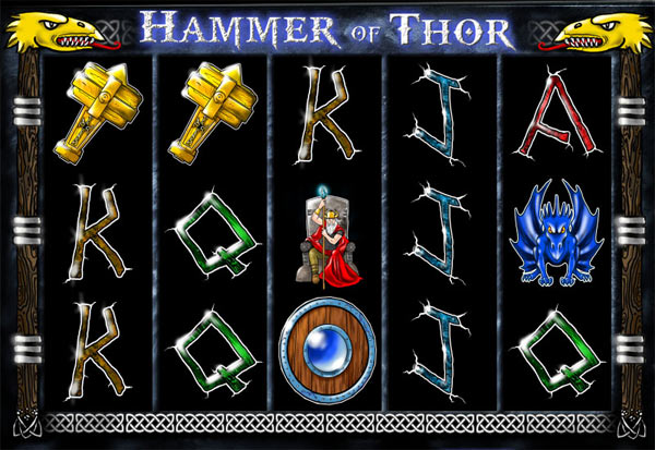 Hammer of Thor 777 Slots Bay game