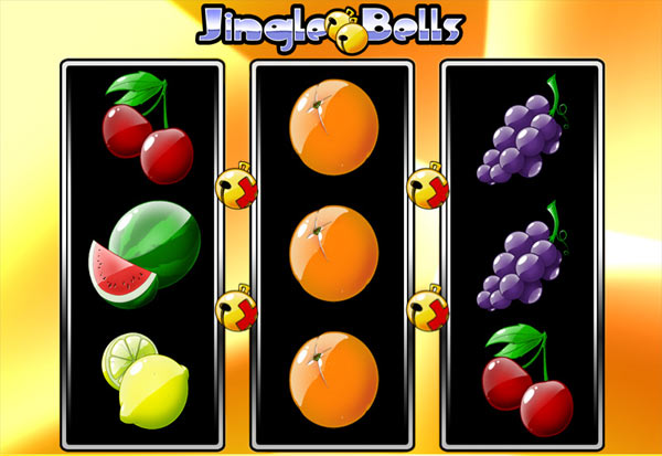 Jingle Bells 777 Slots Bay game