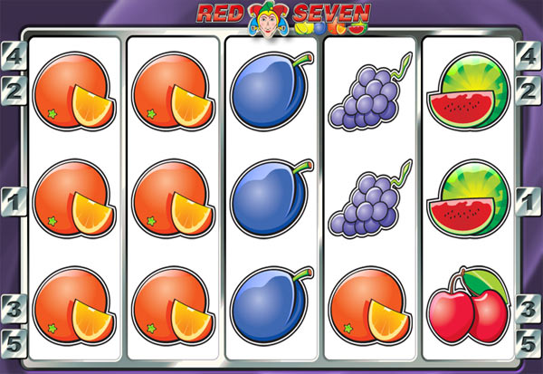 Red Seven 777 Slots Bay game
