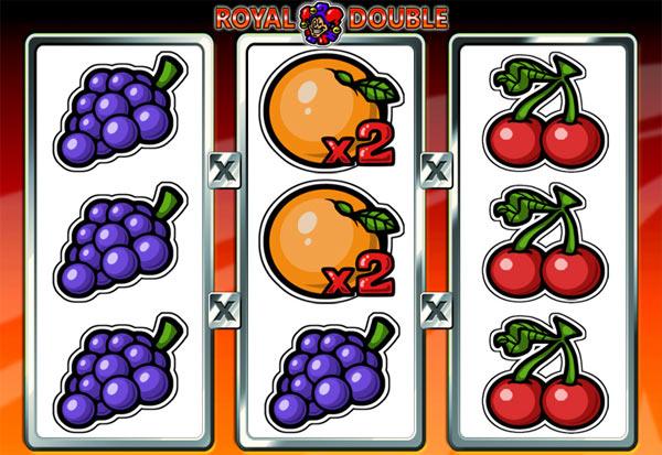 Royal Double 777 Slots Bay game