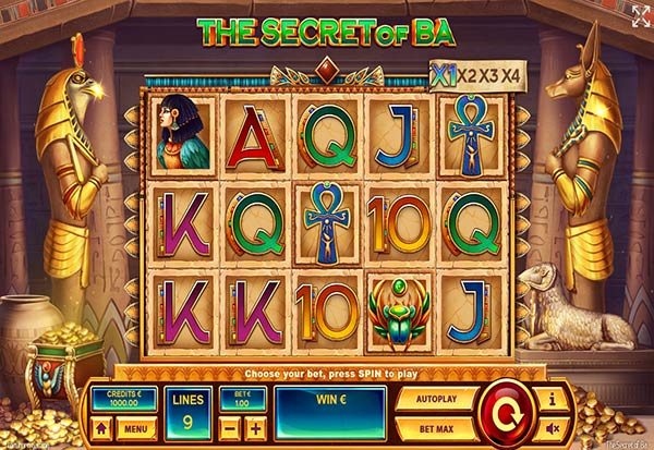 Secret of Ba 777 Slots Bay game