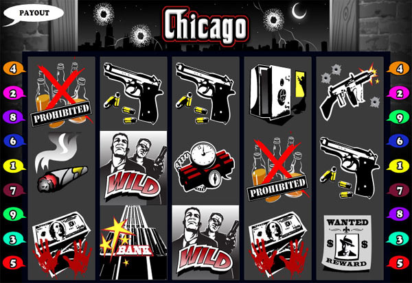 THE Chicago 777 Slots Bay game