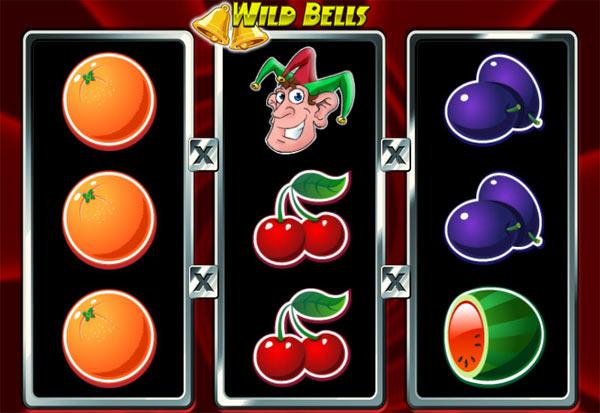 Wild Bells 777 Slots Bay game