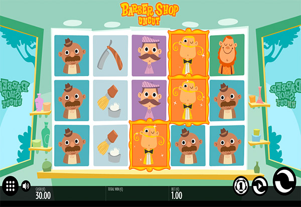 Barbershop: Uncut 777 Slots Bay game
