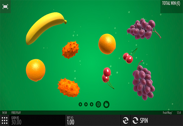 Fruit Warp 777 Slots Bay game