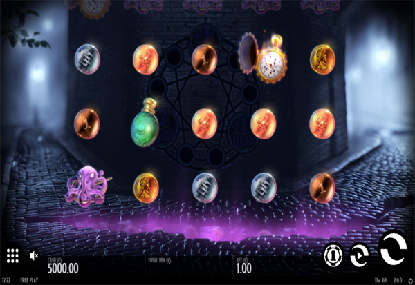 The Rift 777 Slots Bay game
