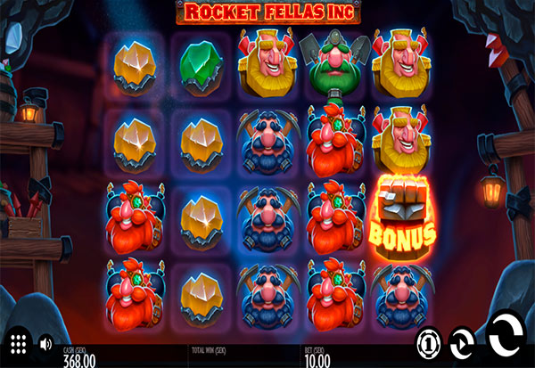 Rocketfellas 777 Slots Bay game