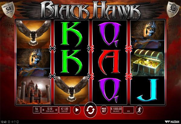 Black Hawk 777 Slots Bay game