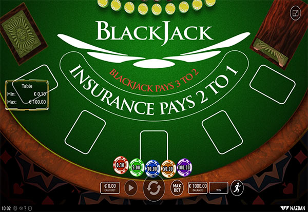 Black Jack 777 Slots Bay game