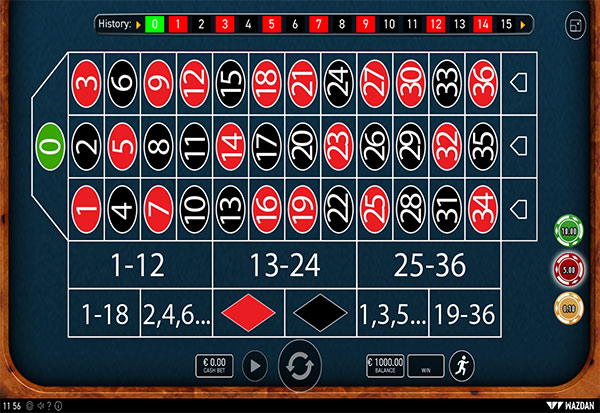 Casino Roulette 777 Slots Bay game