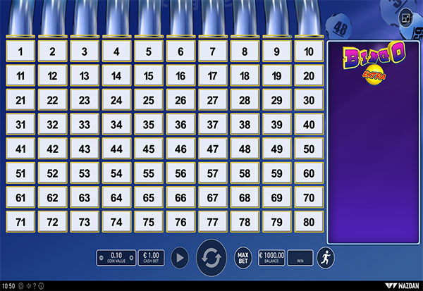 Extra Bingo 777 Slots Bay game