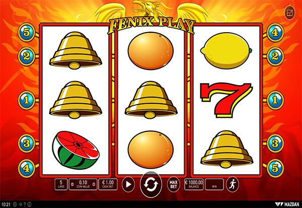 Fenix Play 777 Slots Bay game