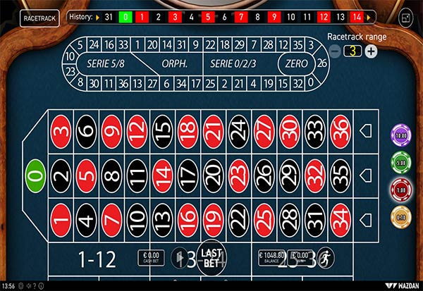 Gold Roulette 777 Slots Bay game