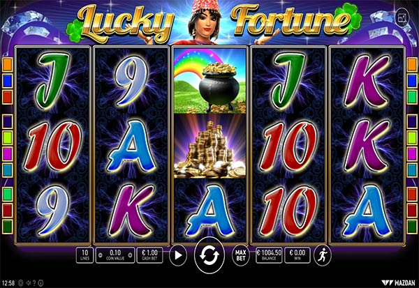 Lucky Fortune 777 Slots Bay game