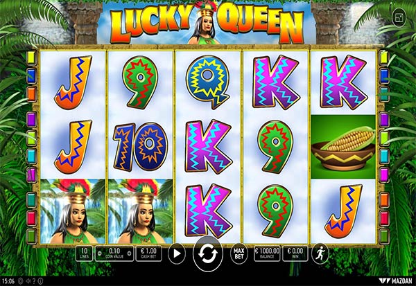 Lucky Queen 777 Slots Bay game