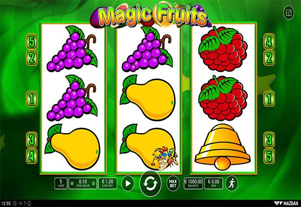 Magic Fruits 777 Slots Bay game