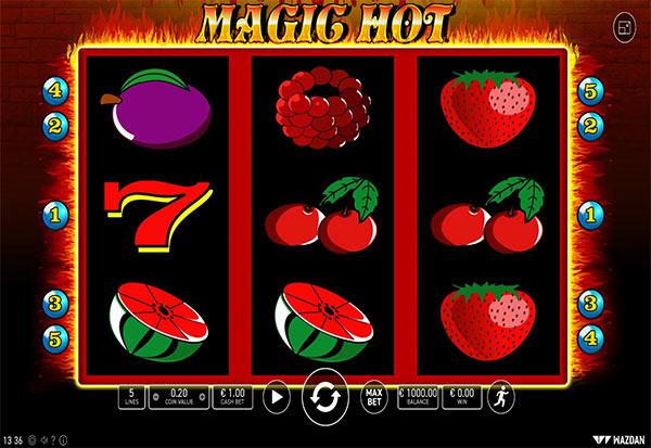 Magic Hot 777 Slots Bay game