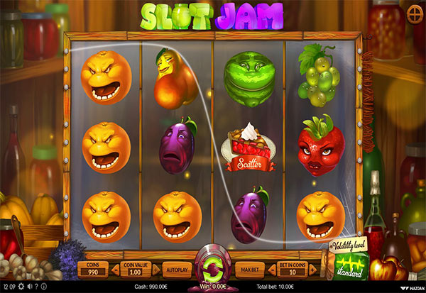 Slot Jam 777 Slots Bay game
