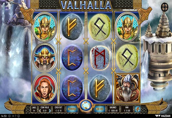 Valhalla 777 Slots Bay game